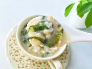 宝宝辅食:青菜芋艿羹—清香滑腻,可拌饭也可以直接喝哦!10M+,完成啦