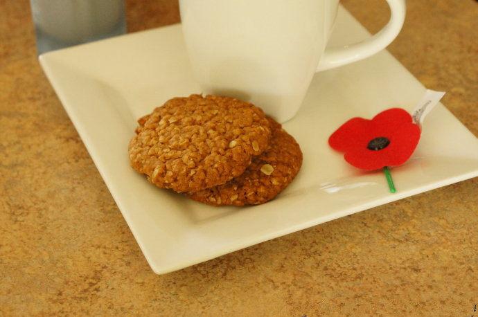 澳洲最具爱国主义的饼干——澳新军团饼干