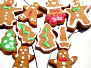 圣诞姜饼——一种古老的圣诞节食品