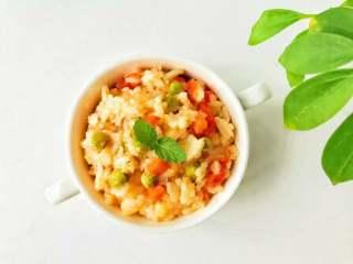 宝宝辅食:一只番茄饭(改良版),吃吃吃(ง •̀_•́)ง