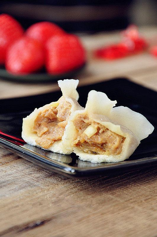 徐州过年头牌美食—猪肉饺子