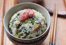 懒人的福音~~~腊肠焖饭 ,一个煮饭程序后,香喷喷的腊肠焖饭就做好了。