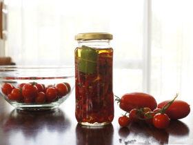 手工的有机美味封存——《日晒番茄 & 橄榄油浸日晒番茄》