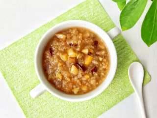 宝宝辅食:栗子红枣粥—喝一碗,热乎乎,营养暖胃又舒心!10M+,出锅