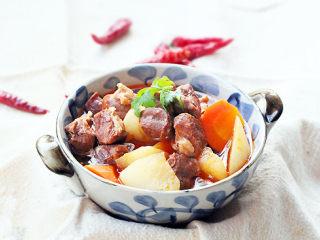 冬季秘制红焖羊肉家常做法——【红焖羊肉】