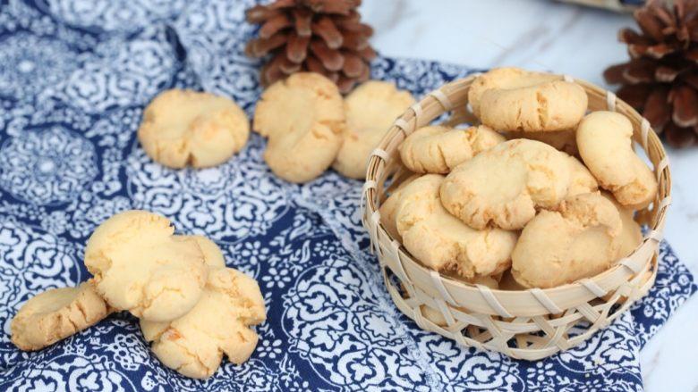零失败超好吃必学食谱——肉松玛格丽特小饼