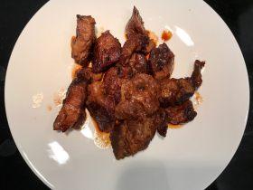 Staub锅懒人厨房之红烧猪颈肉