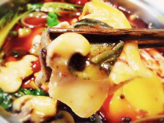 火锅鱼,滑嫩美味