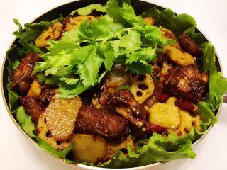 地方菜-干锅排骨
