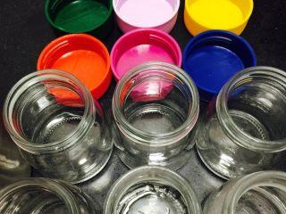 自制奶粉香草酸奶#有个故事#,把所有的器皿用开水消毒