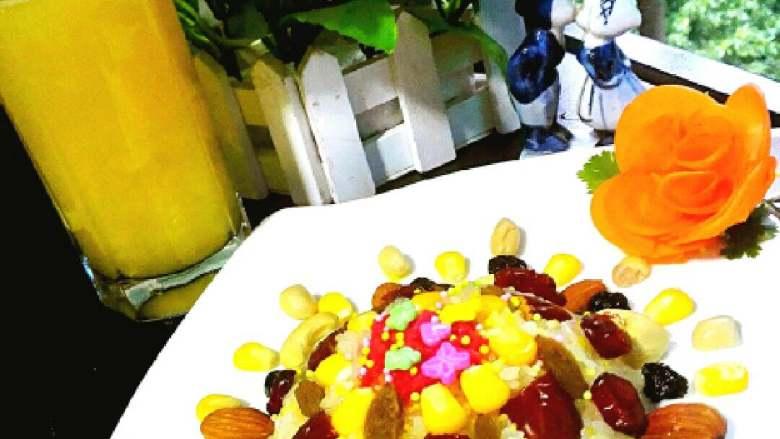 #年夜饭#八宝糯米饭