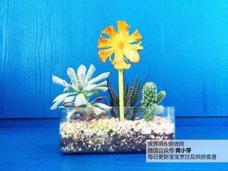 宝宝辅食:天然健康又美美的烤菠萝花:面向,哈哈,我是祖国的花朵