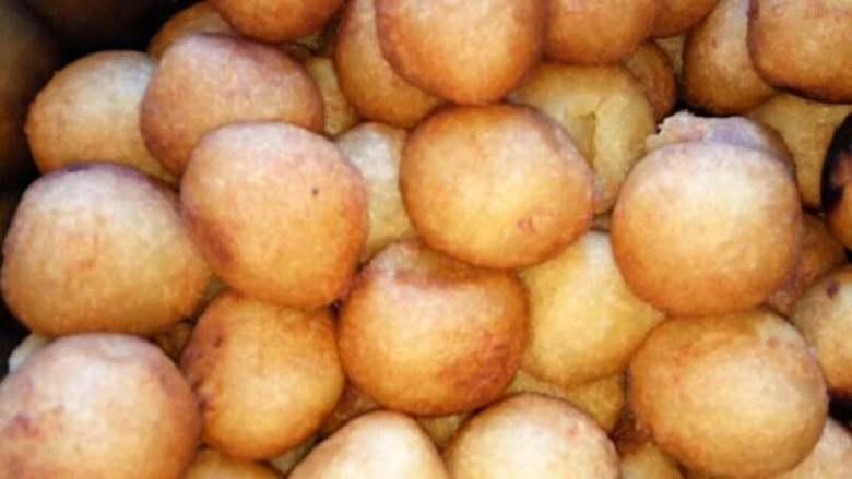 番薯丸子(地瓜丸子)