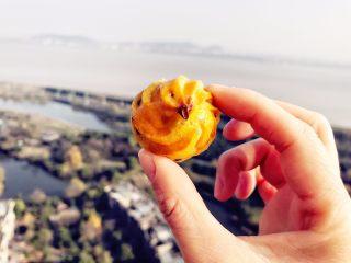 宝宝辅食:红薯芝麻曲奇,甜香扑鼻