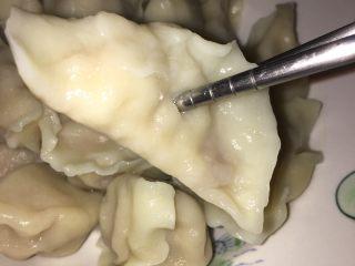 鲜虾猪肉水饺,出锅啦