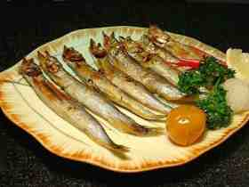 油炸多春鱼