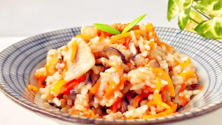 宝宝辅食:省力又好吃的橙色能量饭