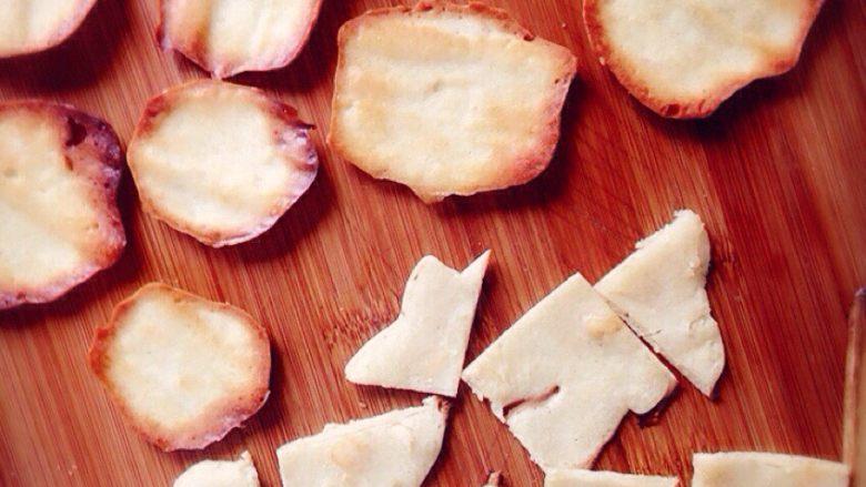 烤出来的脆饼干和烙出来的软饼干