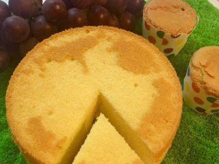 戚风蛋糕(6寸)