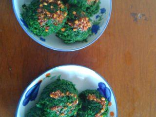 野菜疙瘩,趁热开吃啦,一边吃一边加入汁子,这野味绝对美味