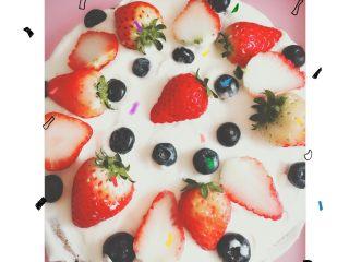 ❤️草莓裸蛋糕
