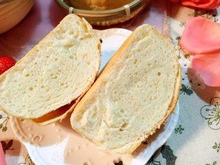 小巨蛋中种面包,真的细腻,有没有像蛋糕的感觉,呵呵