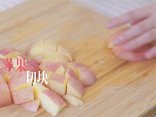 梨漫香汁&橙香满园&苹果乐园,苹果,青桔切块