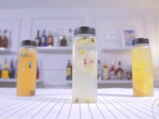梨漫香汁&橙香满园&苹果乐园,来张合照