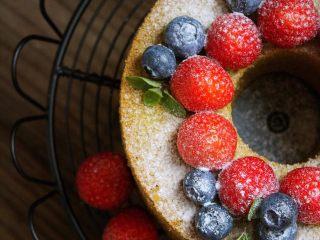 抺茶戚风蛋糕,简单的却是最美味的!