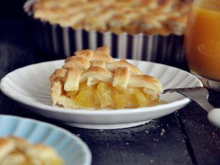 菠萝派,酸酸甜甜,香酥可口,菠萝季一定不要错过它。