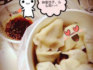 猪肉大葱饺子,看好吃的饺子哟
