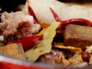 酱香羊蝎子-美颜补钙身体棒,1块红糖