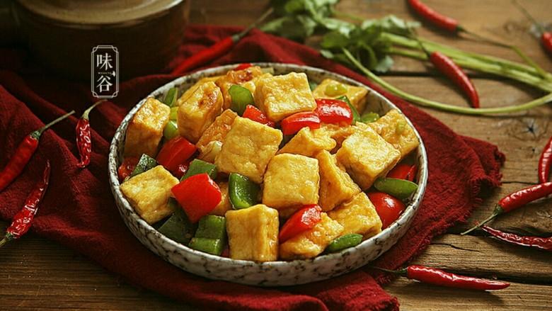 蚝油一口豆腐