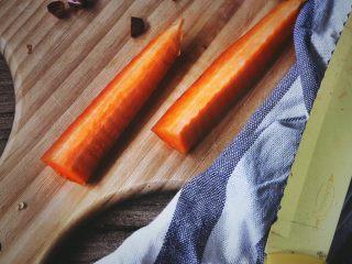 宫保鸡丁(无油 健康低脂),竖着切成条