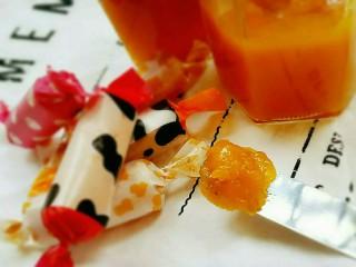 香芒果酱(内附香芒果丹皮做法),真是特别香