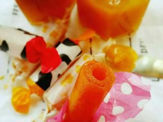 香芒果酱(内附香芒果丹皮做法),迫不及待的咬上一口吧😉