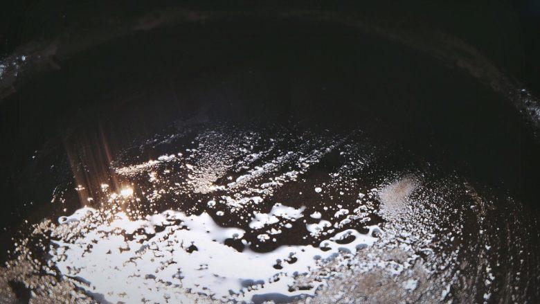 越南春卷 春天的小清新,平底锅内放抹一层油,小火加热