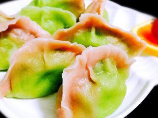 鲅鱼饺子,完美