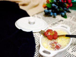 普洱茶卤鹌鹑蛋(王氏私房菜),配上一碗桃花酒酿鸡蛋羹、绝配……