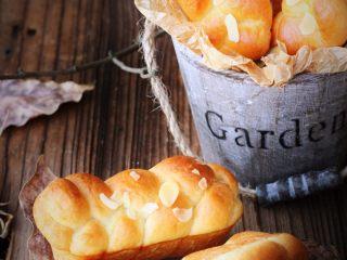 辫子面包(中种),成品图