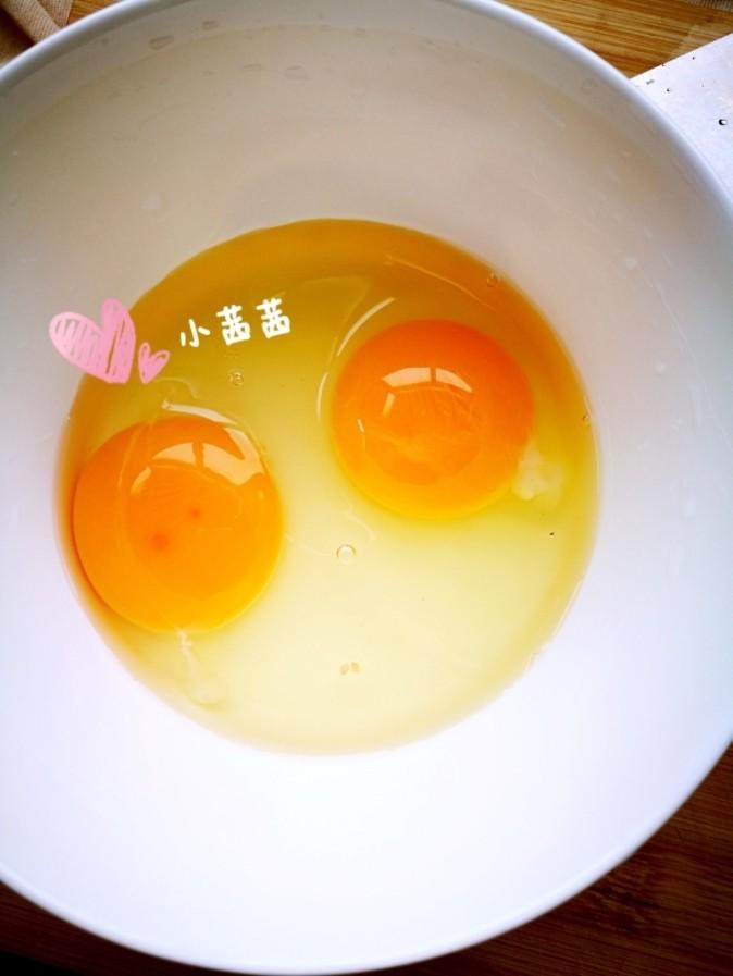 香椿鸡蛋,准备好需要的<a style='color:red;display:inline-block;' href='/shicai/ 9'>鸡蛋</a>