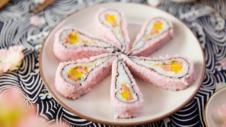 樱花寿司-踏青赏春最佳美食伴侣