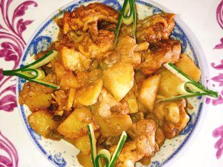 产后宜食 哺乳期土豆炖鸡块,又香又好吃的土豆鸡块完成✅出锅啦!