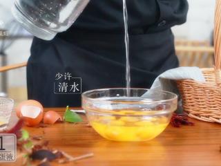 香椿炒鸡蛋,春季食补新主张,加少许清水