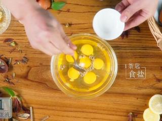 香椿炒鸡蛋,春季食补新主张,1茶匙食盐