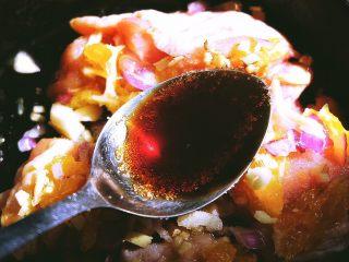 春日小清新之 香橙煎鸡肉,放入红酒
