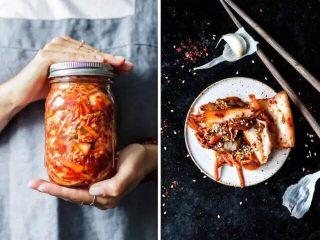 【下饭菜】腌菜集锦,装入玻璃瓶,室温腌制一天就可以吃啦