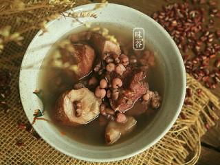 清热祛湿汤~土茯苓赤小豆汤