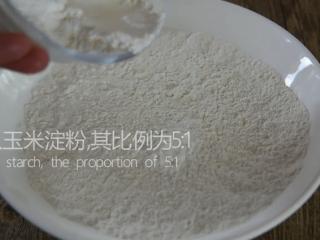 有秘方!又香又脆的香辣脆皮鸡翅,面粉混入玉米淀粉,其比例为5比1