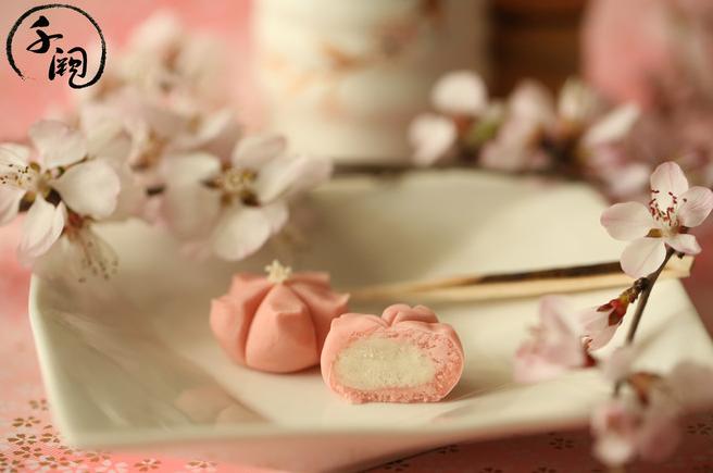 樱花和菓子